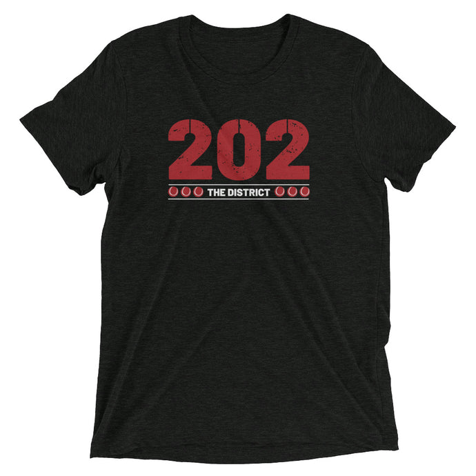 202 - The District / Baseballs (Multiple Color Options)
