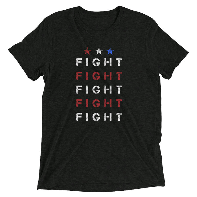 202 Sports - Fight Repeating 1 / RWB Stars (Multiple Color Options)