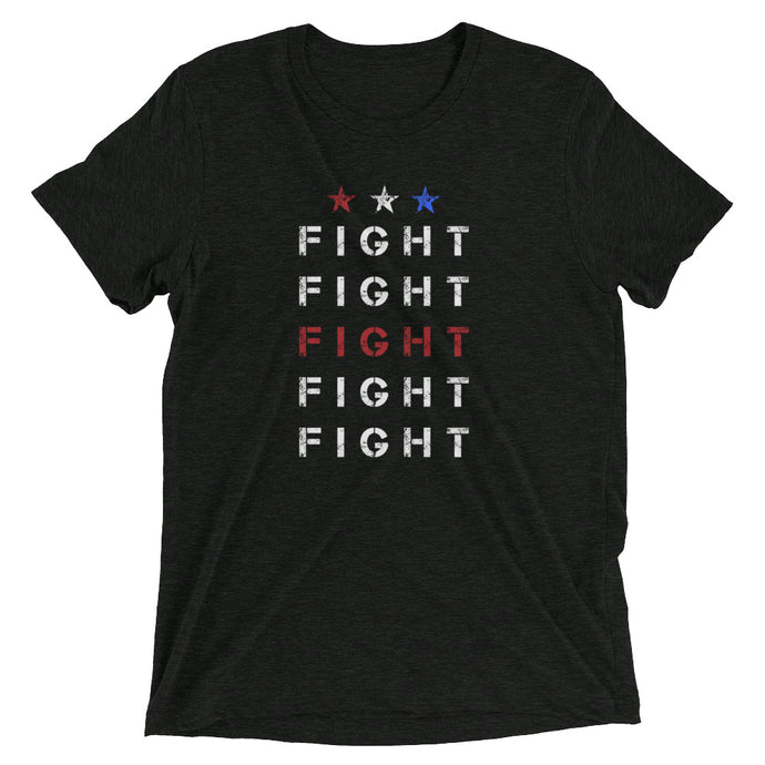 202 Sports - Fight Repeating 2 / RWB Stars (Multiple Color Options)