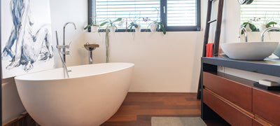 Tips to Give Your Bathroom a Modern Look
