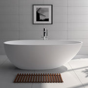 SW-105L Oval Freestanding Bathtub Shown
