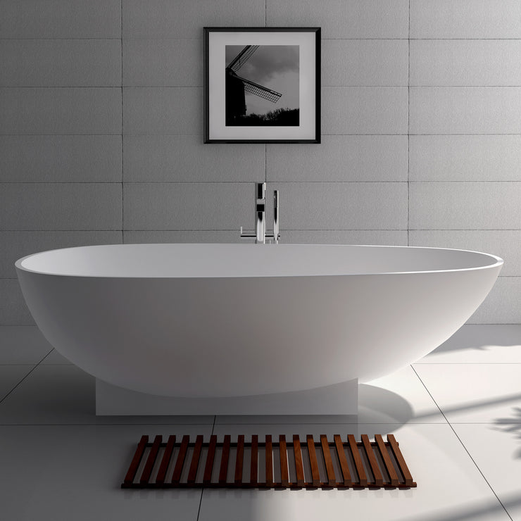 SW-109 Elipsed Freestanding Bathtub Shown