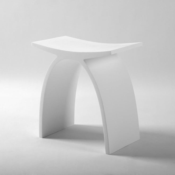 S-101 Bathroom Bench Stool Shown
