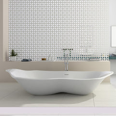 SW-142 Curved Freestanding Bathtub Shown