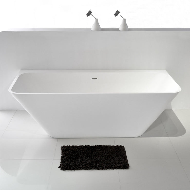 SW-145 Rectangular Freestanding Bathtub Shown