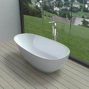 SW-132 Round Freestanding Bathtub Shown