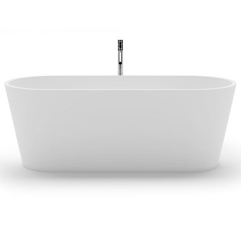 SW-106 Round Freestanding Bathtub Shown