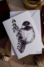 Load image into Gallery viewer, Chickadee Greeting Card