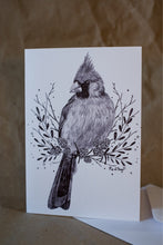 Load image into Gallery viewer, Cardinal Greeting Card
