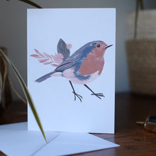 Load image into Gallery viewer, Robin Greeting Card
