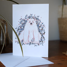 Load image into Gallery viewer, Polar Bear Greeting Card