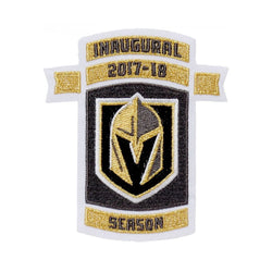 Vegas Golden Knights 2017-2018 Inaugural Season Jersey Patch - VegasTeamStore
