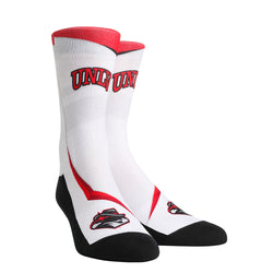 UNLV Rebels Rock Em Speed Sprint Socks - VegasTeamStore
