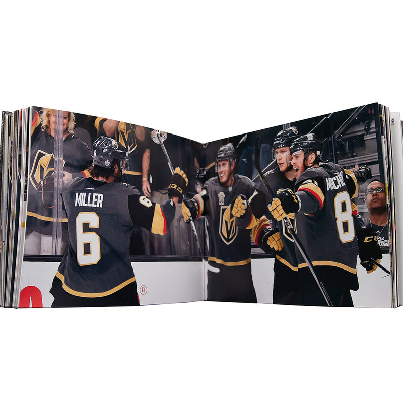 Vegas Golden Knights Coffee Table Book - VegasTeamStore