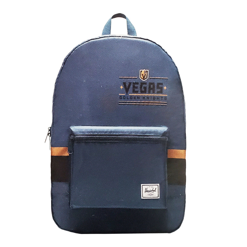 Vegas Golden Knights Herschel Supply Co. Superfan Packable Daypack - VegasTeamStore