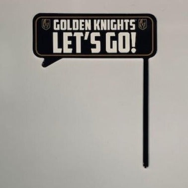Vegas Golden Knights 8 piece Selfie Kit