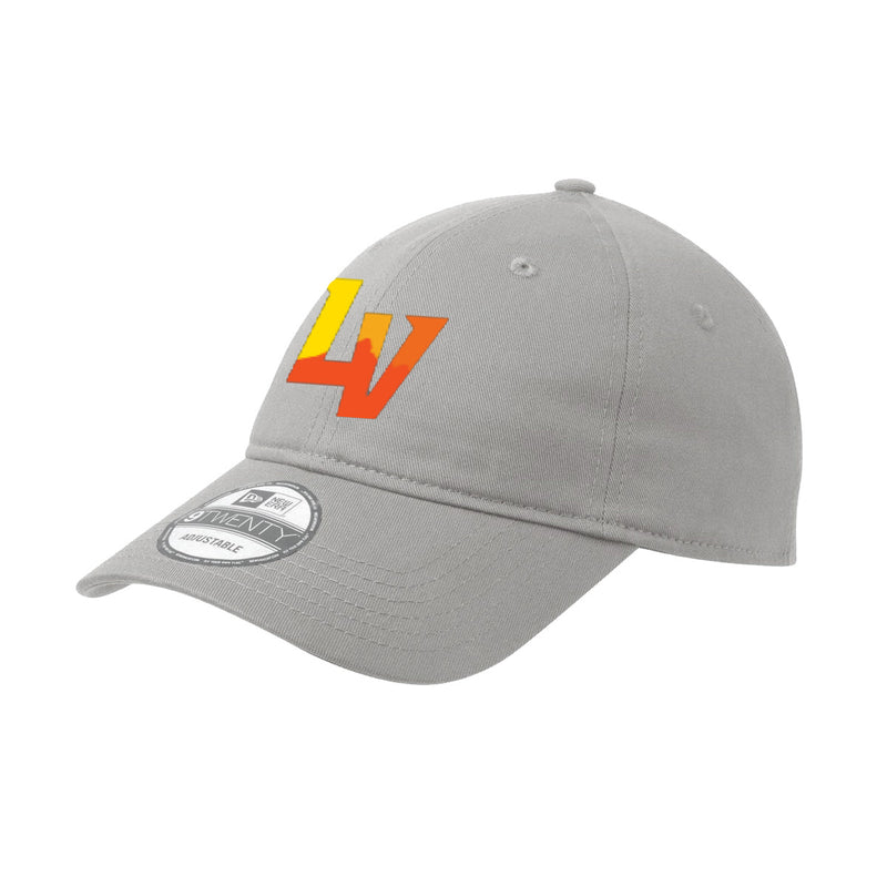 Vegas Aviators New Era 9TWENTY Adjustable Slouch Cap - Grey