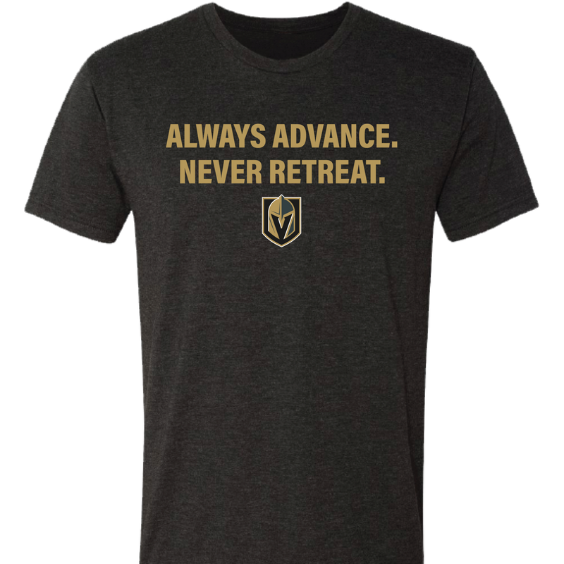 ALWAYS ADVANCE. Men's T-Shirt
