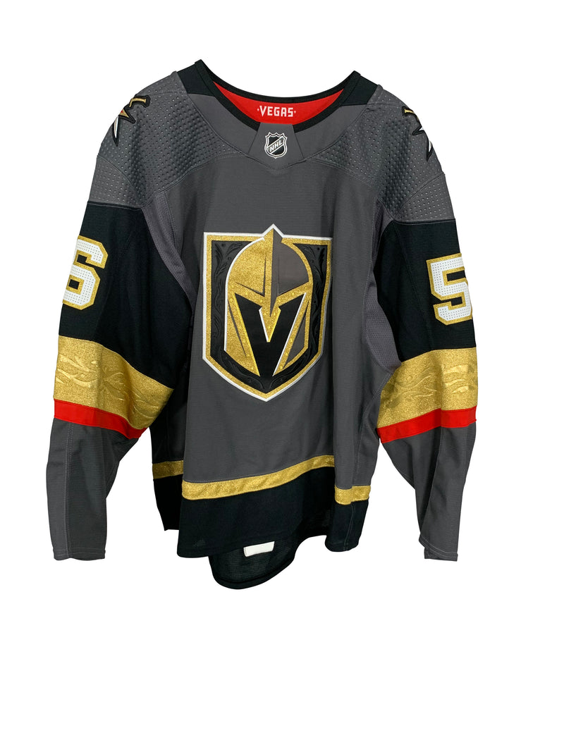 Charles-Antoine Roy #56: Team-Issued Home Jersey, Set 1