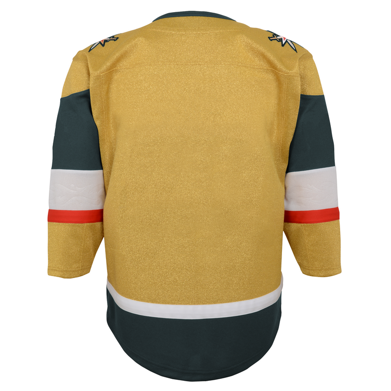 Vegas Golden Knights Youth Alternate Gold Jersey