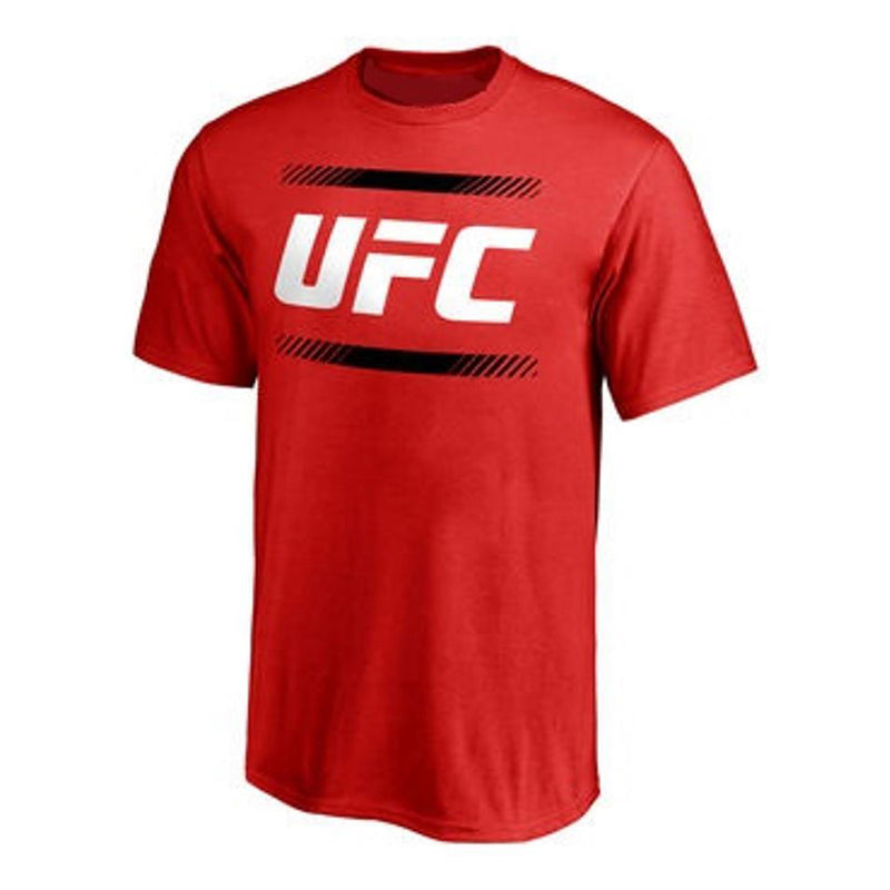 UFC Youth Red Country Bars Crew Tee - VegasTeamStore