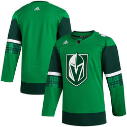 "Vegas Golden Knights ""St Patricks"" Warm-Up Jersey 2020 - VegasTeamStore"