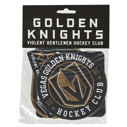 Vegas Golden Knights Sticker Pack