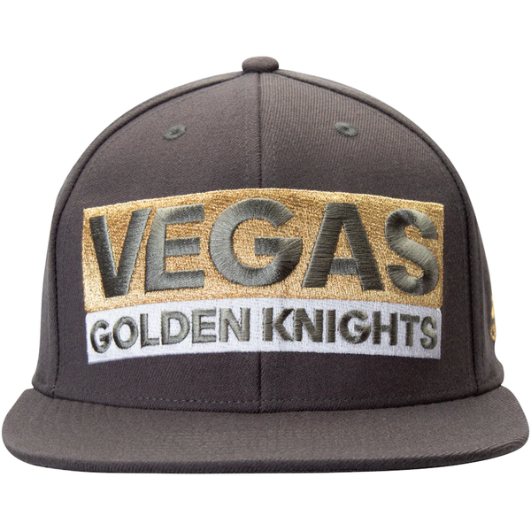 VGK FLAT VISOR CULTURE FLEX FIT HAT