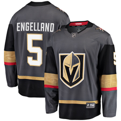 Vegas Golden Knights - Deryk Engelland #5 Replica Jersey