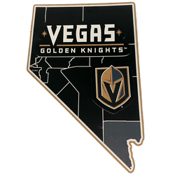 VGK Nevada State Wall Sign
