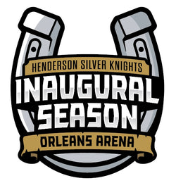 Henderson Silver Knights Inaugural Season Patch