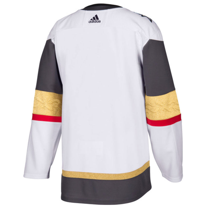 adidas Authentic Vegas Golden Knights Road Jersey - White