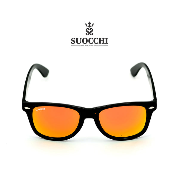 SUOCCHI  Elite Black And Orange Edition - Suocchi