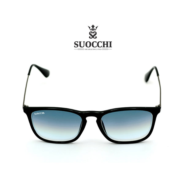 SUOCCHI T14 Black And  Blue Gradient Edition