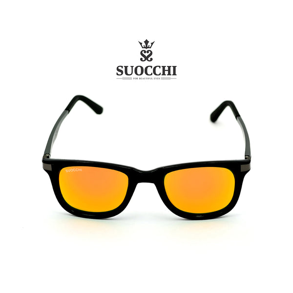 SUOCCHI Alpha Black And Orange Edition - Suocchi