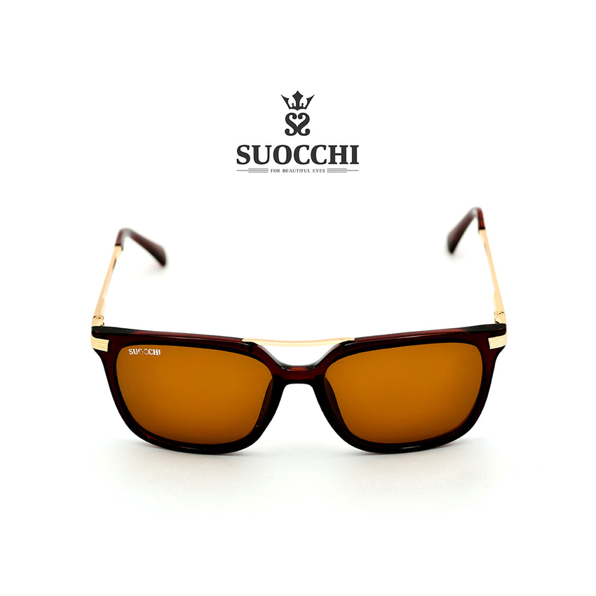 SUOCCHI Crystal Gold And Brown Edition