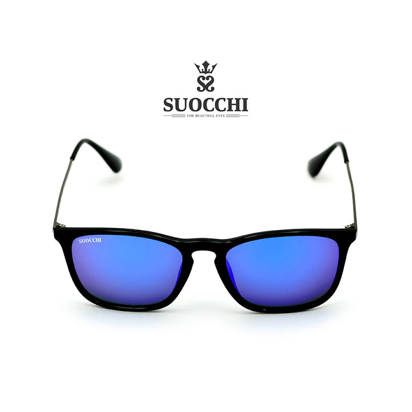 SUOCCHI T14  Black And Blue Edition