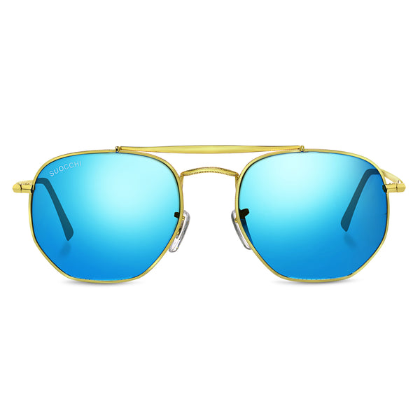 SUOCCHI Matrix Gold And Aqua Blue Edition - Suocchi