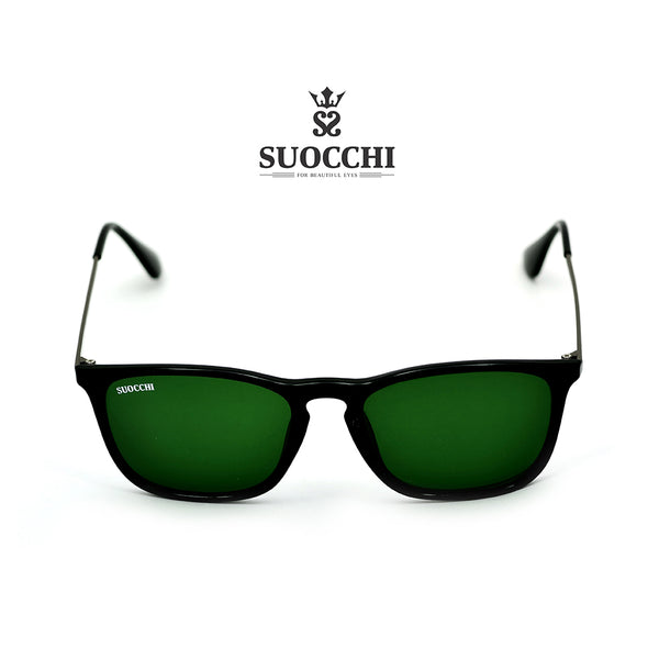 SUOCCHI T14 Black And Green Edition