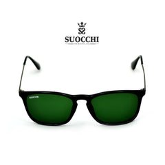 SUOCCHI T14 Black And Green Edition - Suocchi