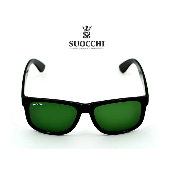 SUOCCHI Vintage Black And Green Edition