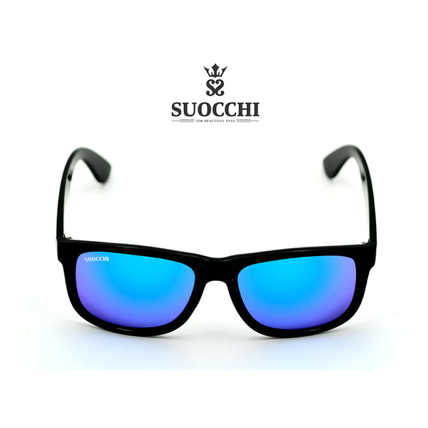 SUOCCHI Vintage Black And Aqua Blue Edition - Suocchi