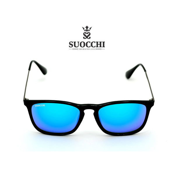 SUOCCHI T14  Black And Aqua Blue Edition