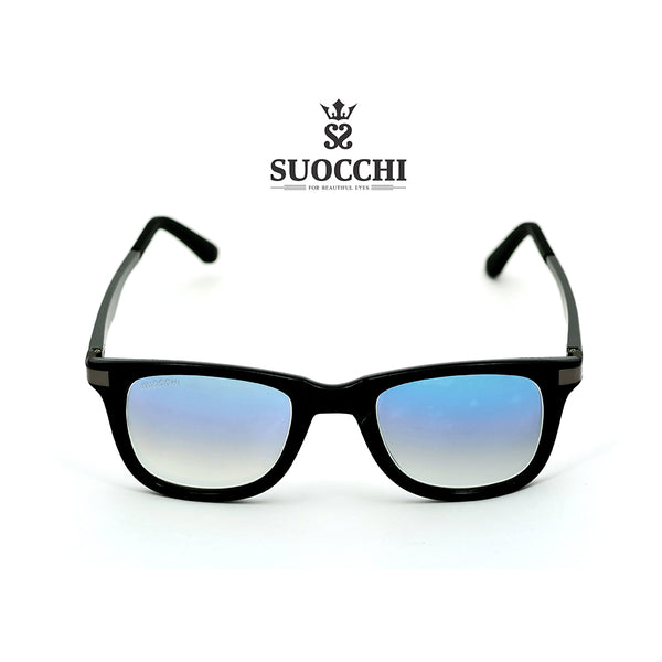 SUOCCHI Alpha Black And Blue Gradient Edition