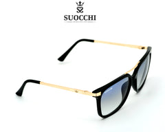 SUOCCHI Crystal Gold And Blue Gradient Edition - Suocchi