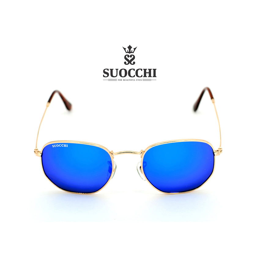 SUOCCHI Royal Gold And Blue Edition