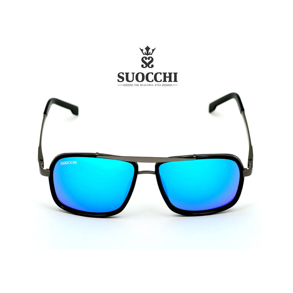 SUOCCHI Roller T10 Black And Aqua Blue Edition