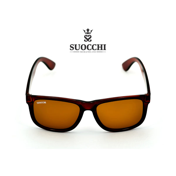 SUOCCHI Vintage Brown And Brown Edition