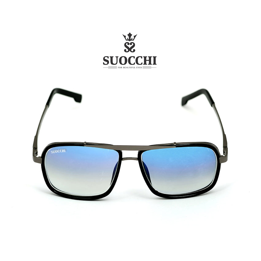 SUOCCHI  Roller T10 Black And Blue Gradient Edition
