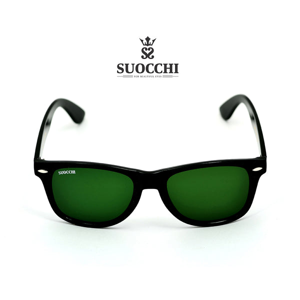 SUOCCHI Elite Black And Green Edition